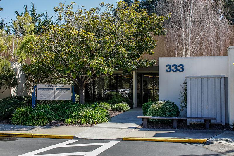Street view of Monterey Peninsula Dental Group